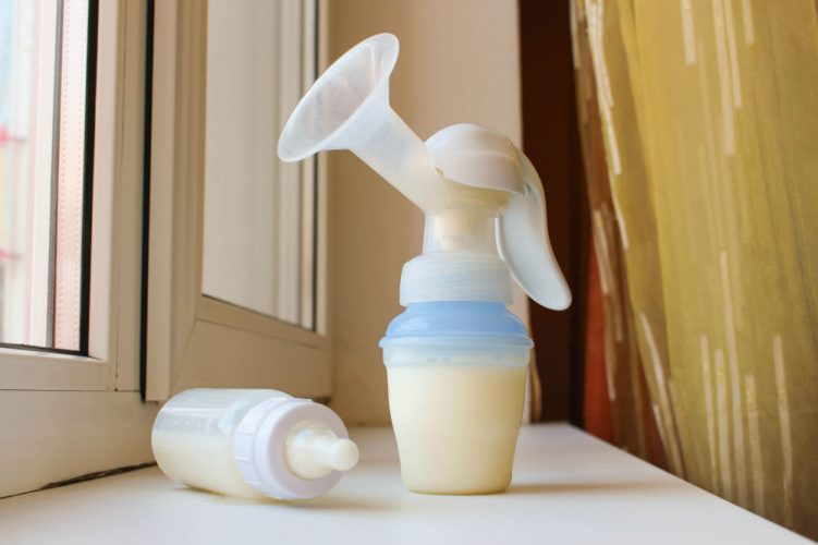 baby breast pump