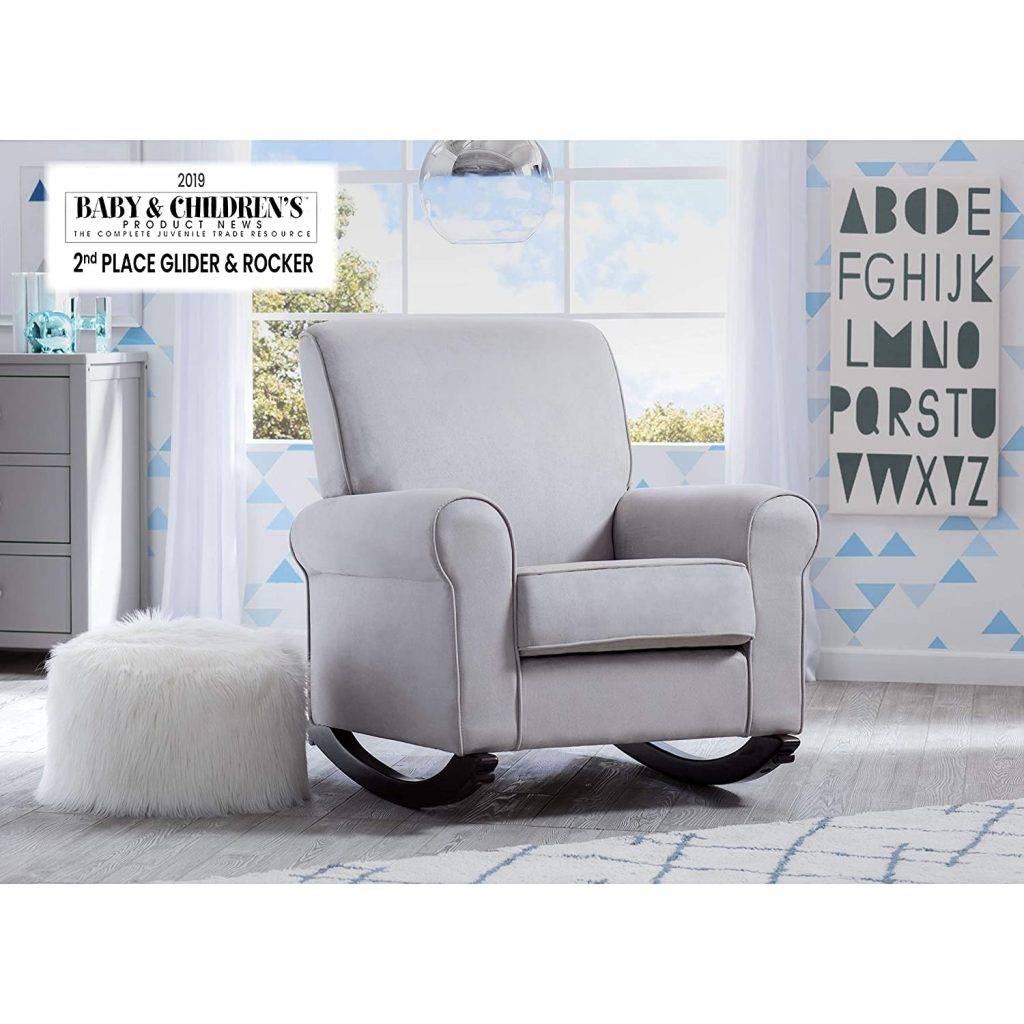 Delta Children Rowen Nursery Rocking Chair
