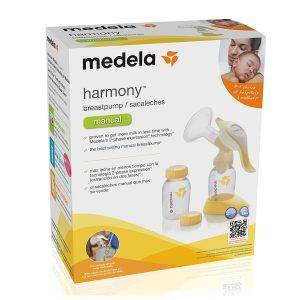 Medela Harmony Manual Breast Pump Review